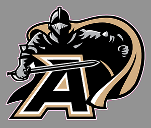 Details about Army Black Knights Alternative Logo 6\