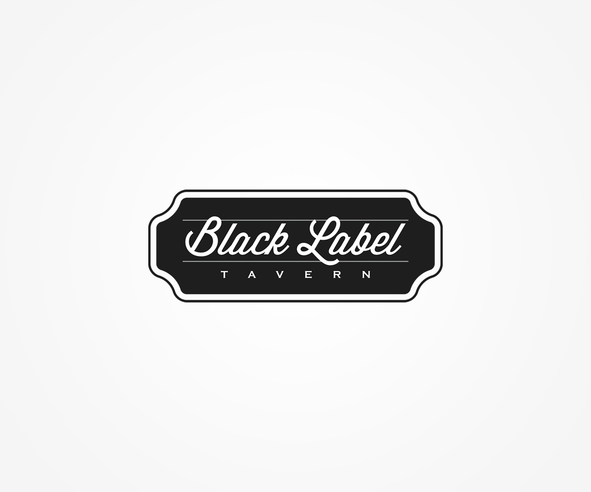 Bold, Modern, American Restaurant Logo Design for Black.