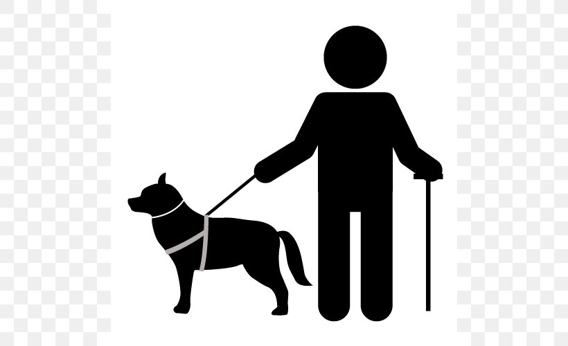 American Pit Bull Terrier Guide Dog Service Dog Clip Art.