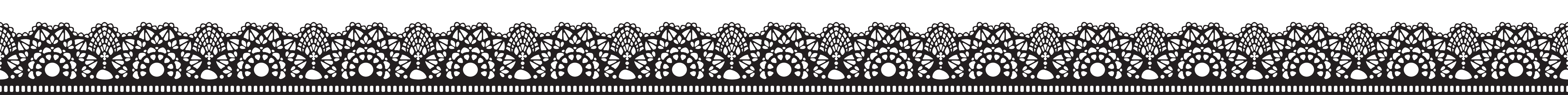 382 Lace Border free clipart.