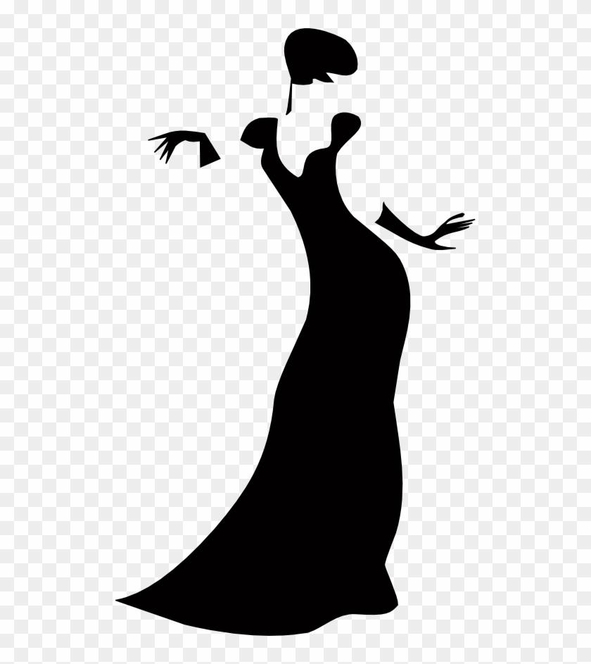 Black Lady Cliparts.