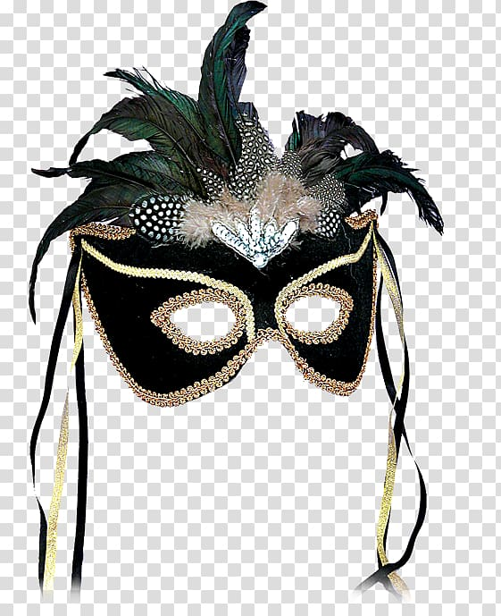 Black and gold masquerade , Mask Masquerade ball Feather.