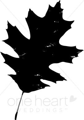 Black Leaf Clipart.