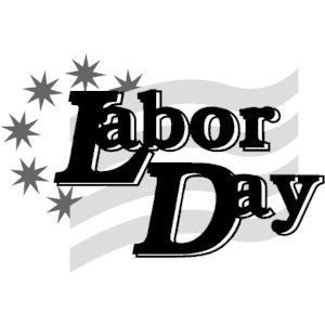 Labor day clipart black and white women liberation.