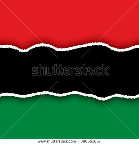 Black Liberation Flag Stock Photos, Royalty.