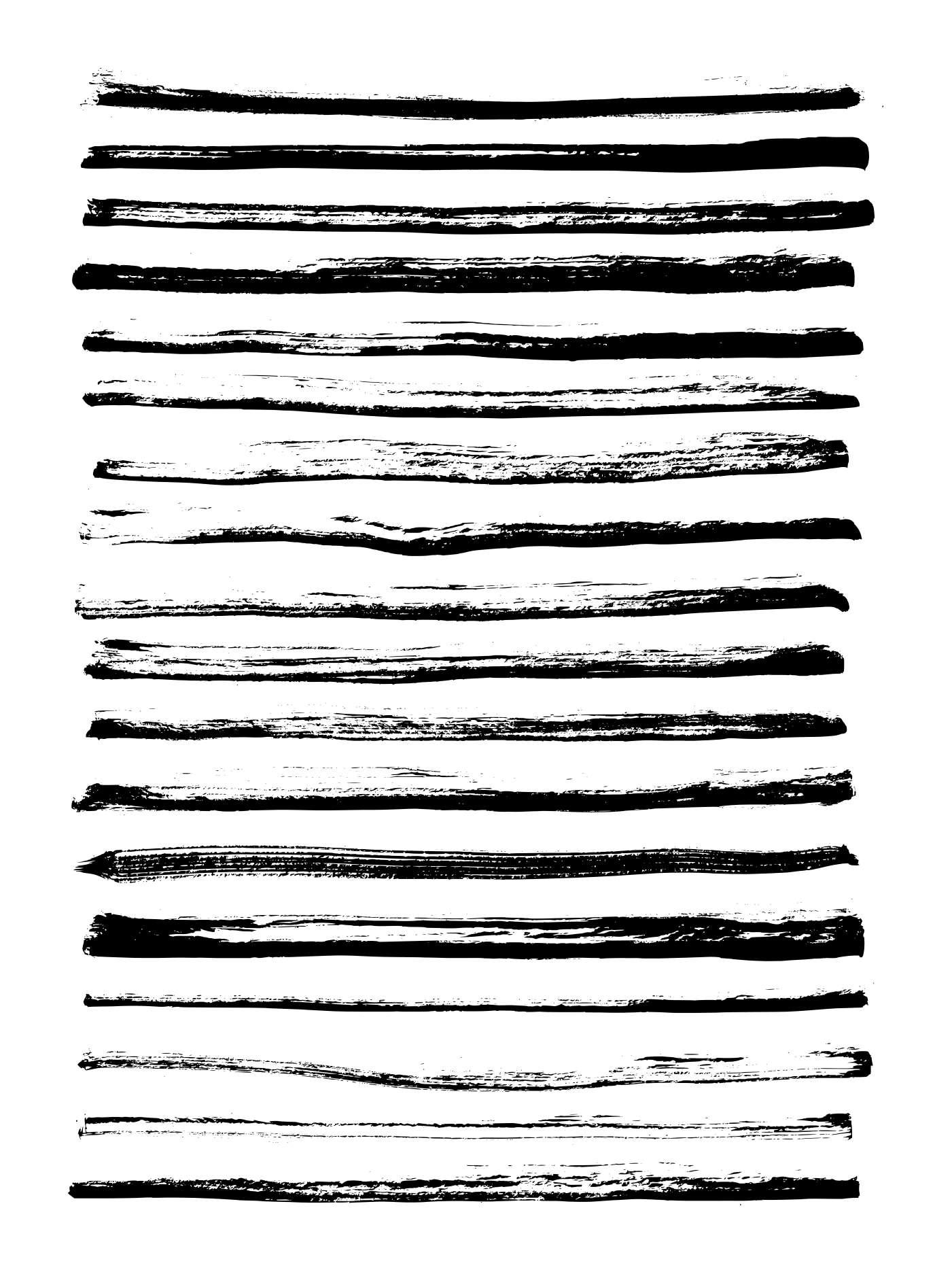 18 Grunge Line (PNG Transparent).