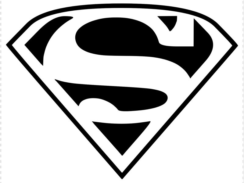 Superman Logo Clip art, Icon and SVG.