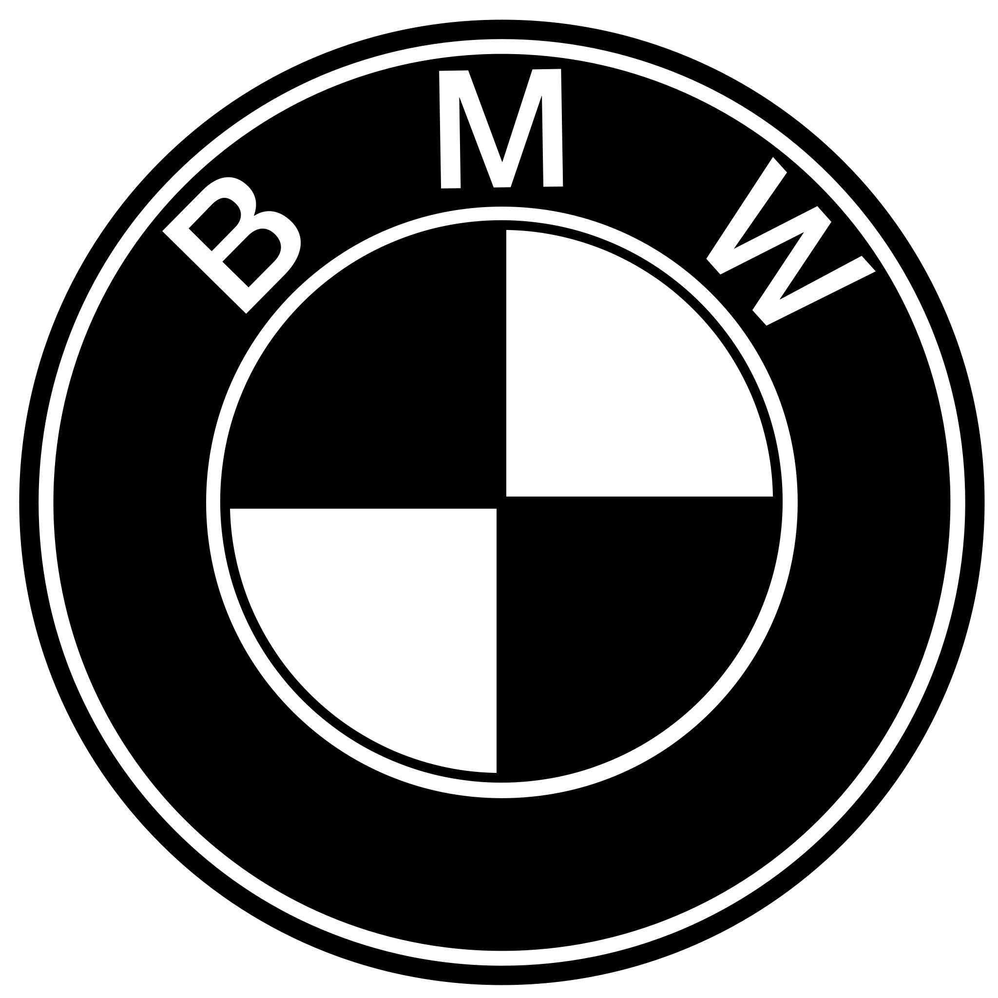 BMW Logo, HD Png, Meaning, Information.