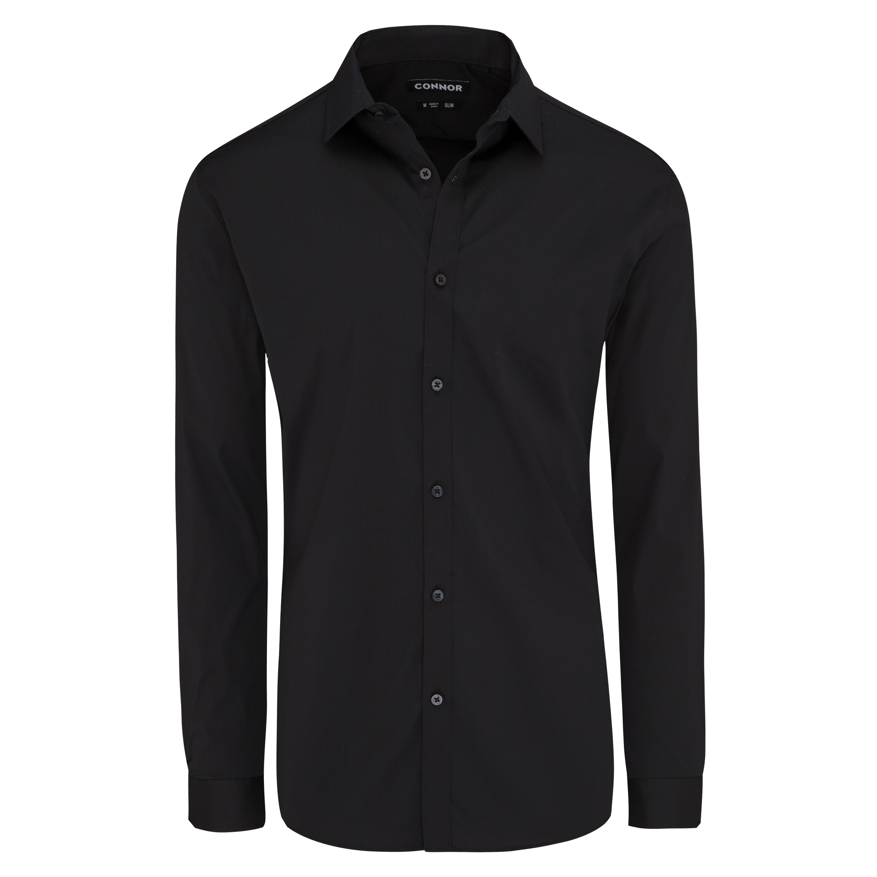 CYRUS SLIM DRESS SHIRT.