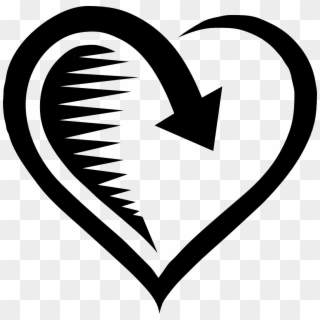 Love Clipart Black And White.