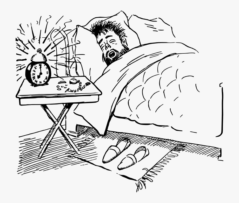 This Png File Is About Sleep , Woken , Awoken , Alarm.