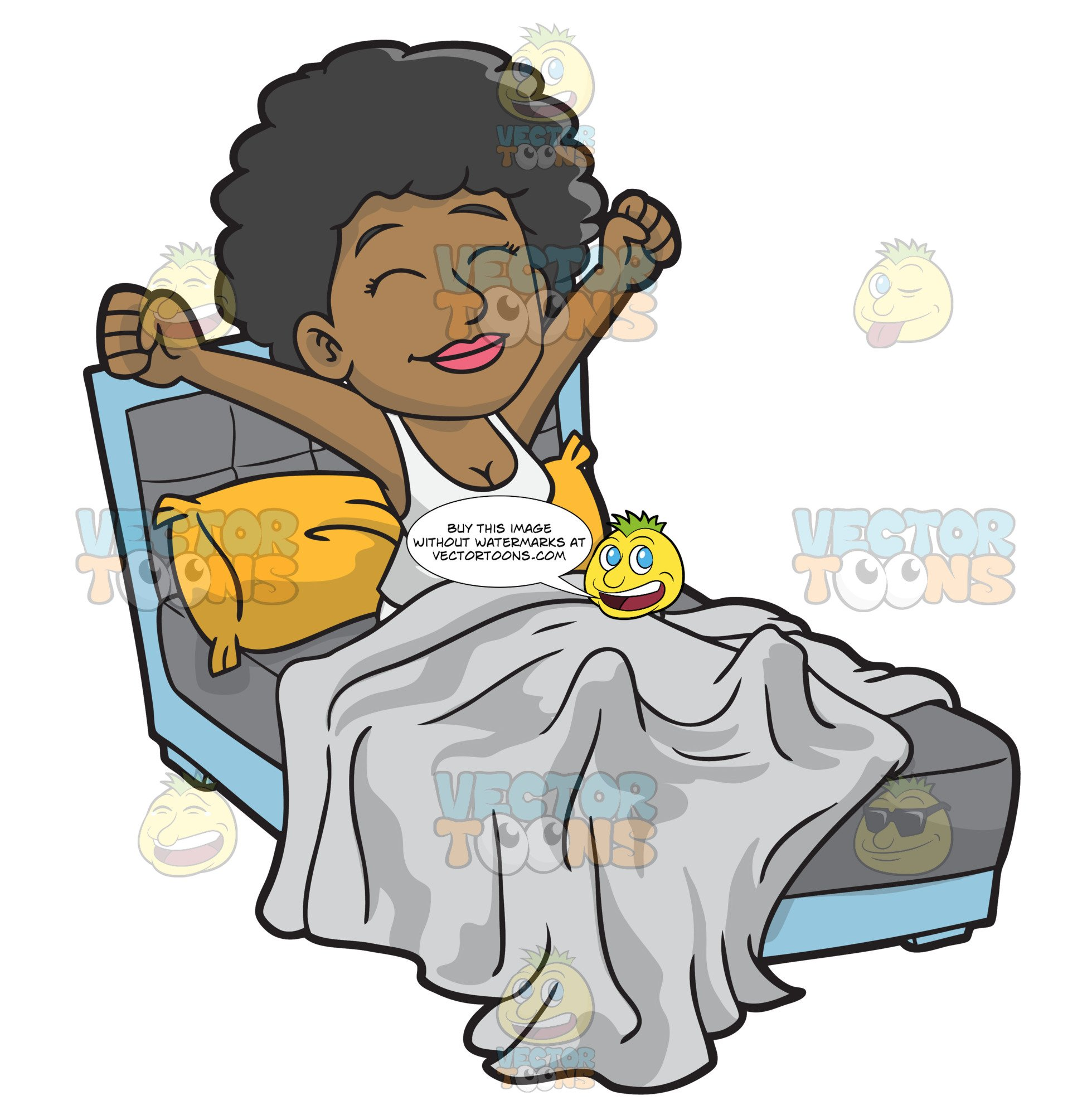 Morning clipart awake, Morning awake Transparent FREE for.