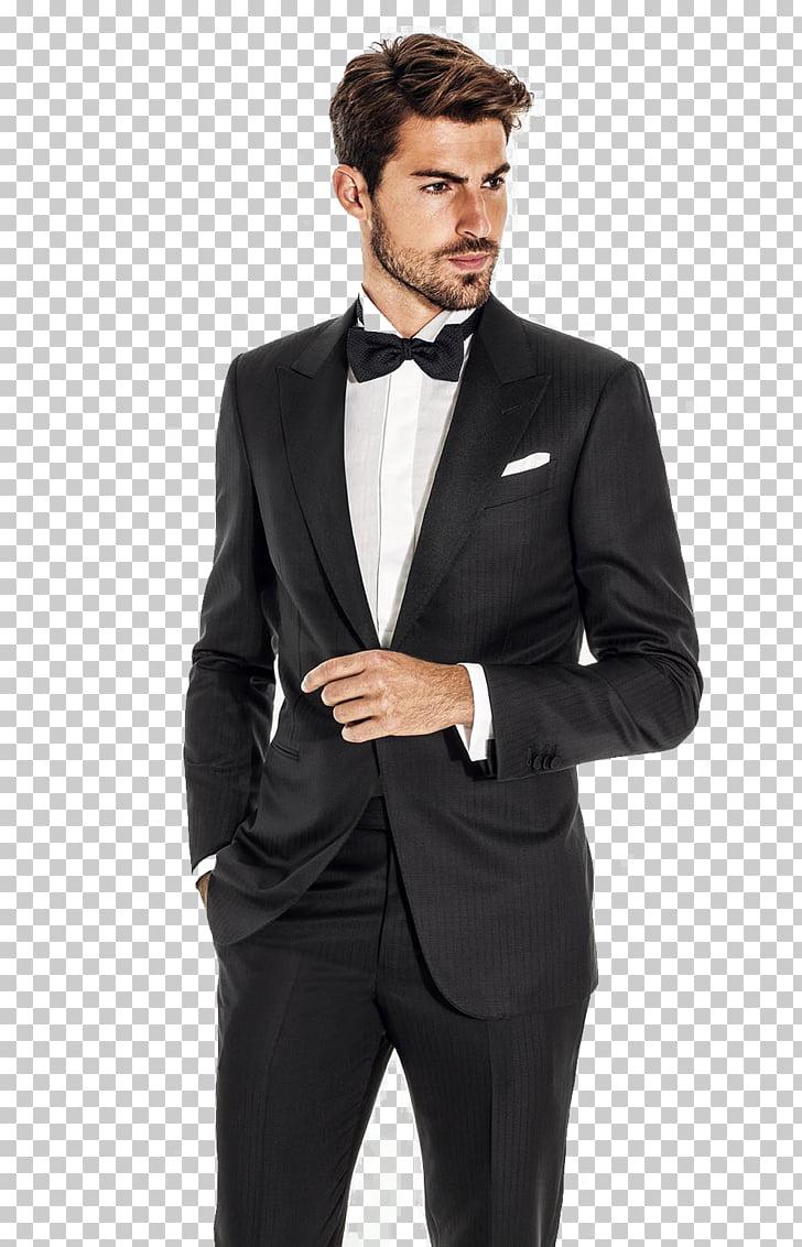 Suit Handkerchief Linen Pocket Einstecktuch, black man PNG.