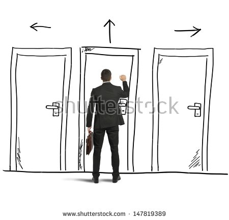 Knocking On Door Stock Images, Royalty.