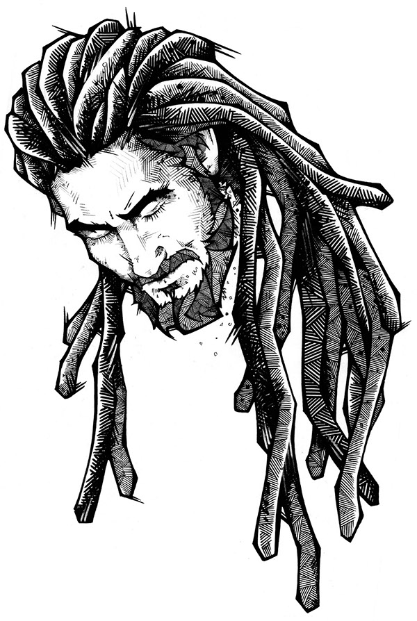 The best free Dreadlock vector images. Download from 7 free.