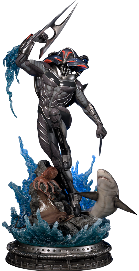DC Comics Black Manta Statue by Prime 1 Studio.