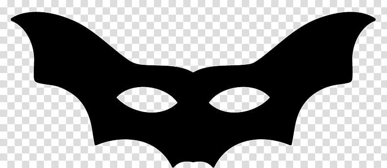 Halloween , black mask transparent background PNG clipart.