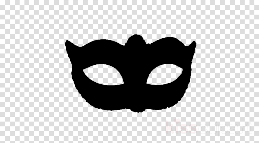 Halloween Mask Cartoon clipart.
