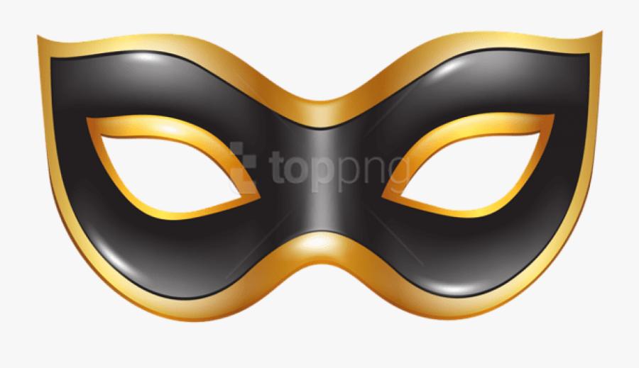 Black Mask Png.
