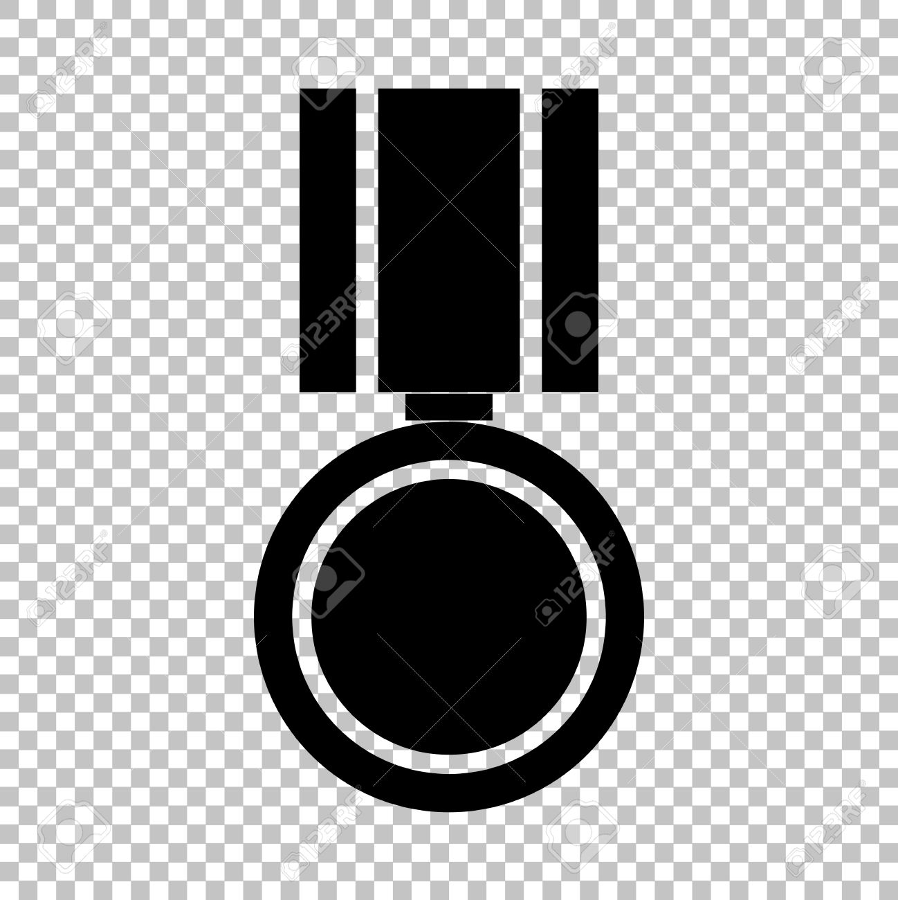 Medal Clipart No Background.