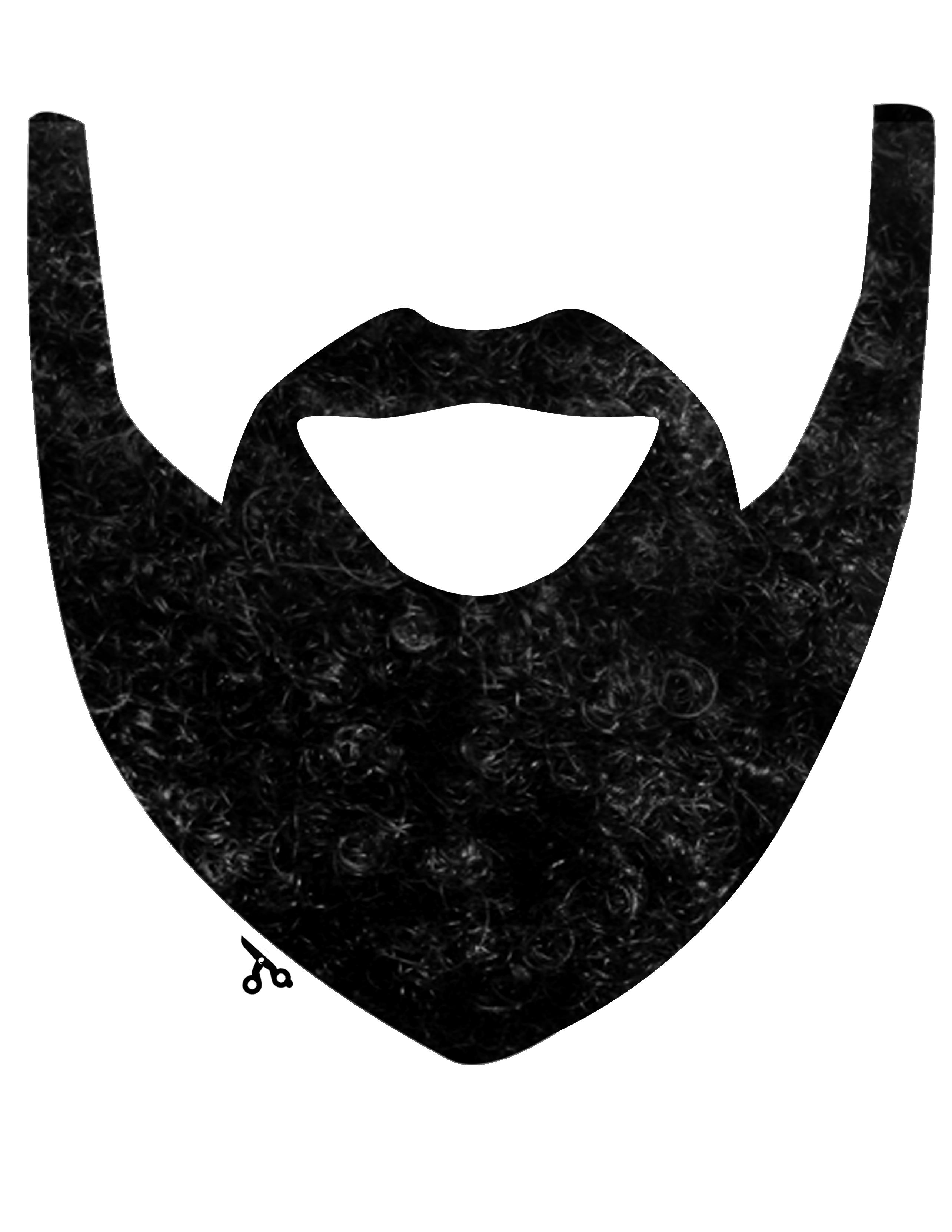 Duck Dynasty Beard Clipart.