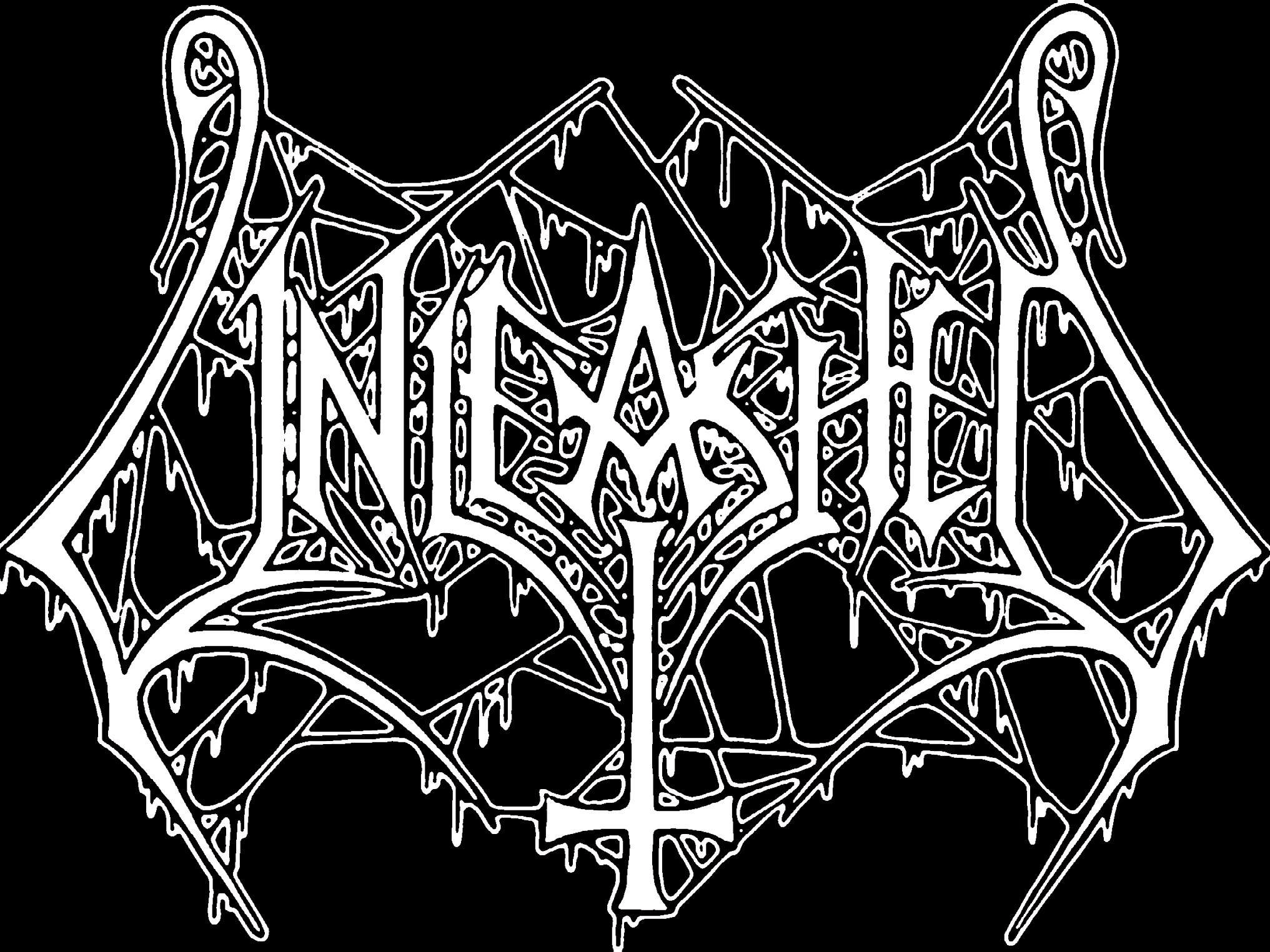 The Beauty and Total Illegibility of Extreme Metal Logos.