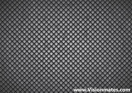 Black Metal Mesh Texture, Vector File.
