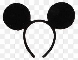 Free PNG Mickey Ears Clip Art Download.