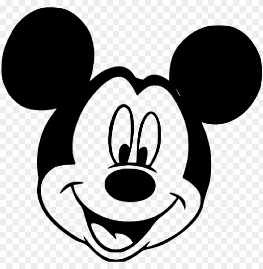 Download mickey mouse head clipart png photo.