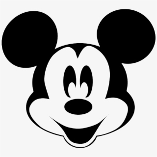 Рay Attention To Clipart Of Mickey Mouse Head.