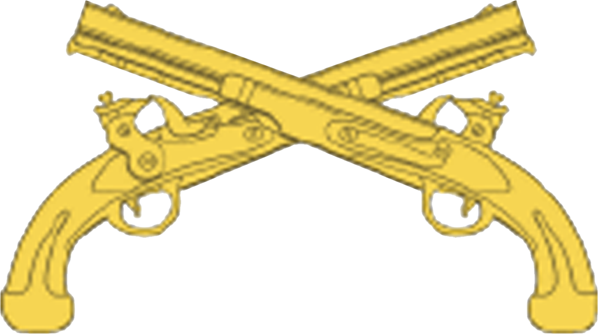 Military Police Corps United States Army branch insignia.