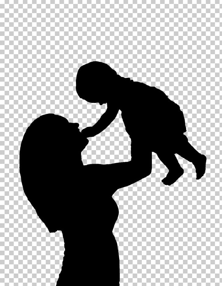 Mother Child Silhouette PNG, Clipart, Arm, Art Child, Baby.