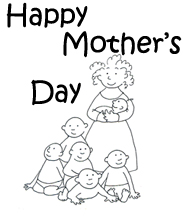 black mothers day clipart #9