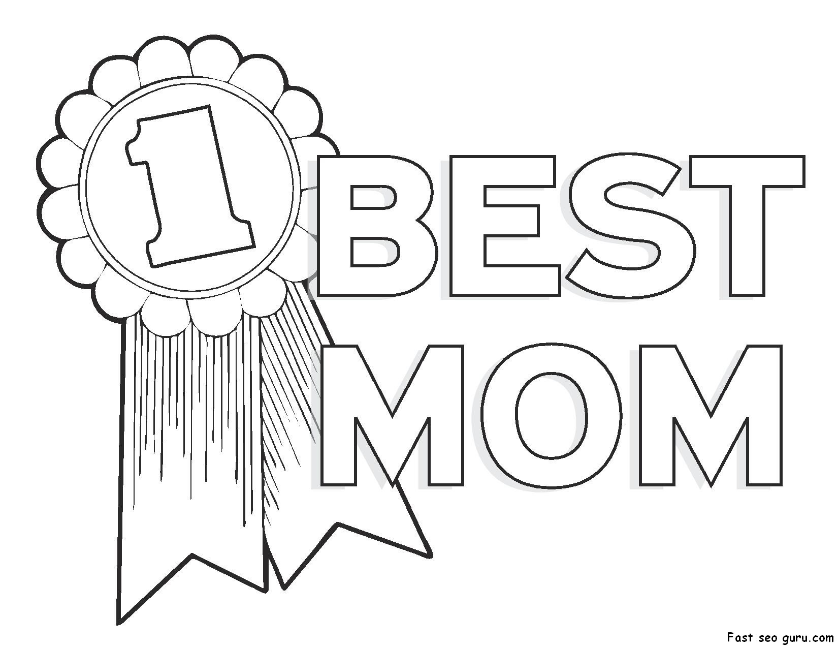 black mothers day clipart #10
