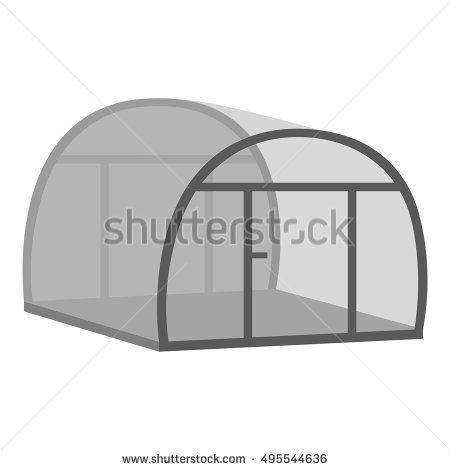 Drawing Roof Frame Project Pool Stock Vector 409138741.