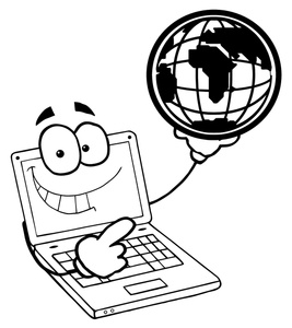 Network Clipart Image.
