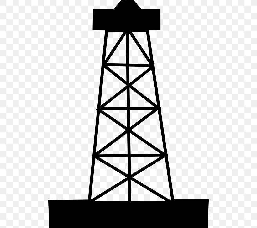 Oil Well Oil Platform Drilling Rig Petroleum Clip Art, PNG.