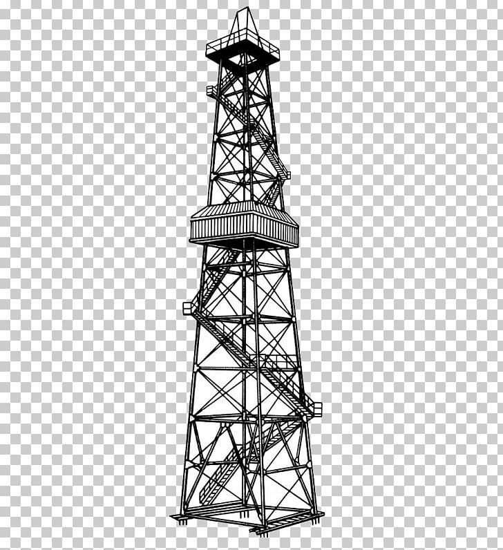 Drilling Rig Oil Platform Derrick Well Drilling PNG, Clipart.