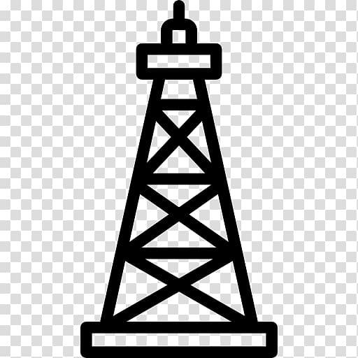 Industry Drilling rig Petroleum Computer Icons, Derrick.