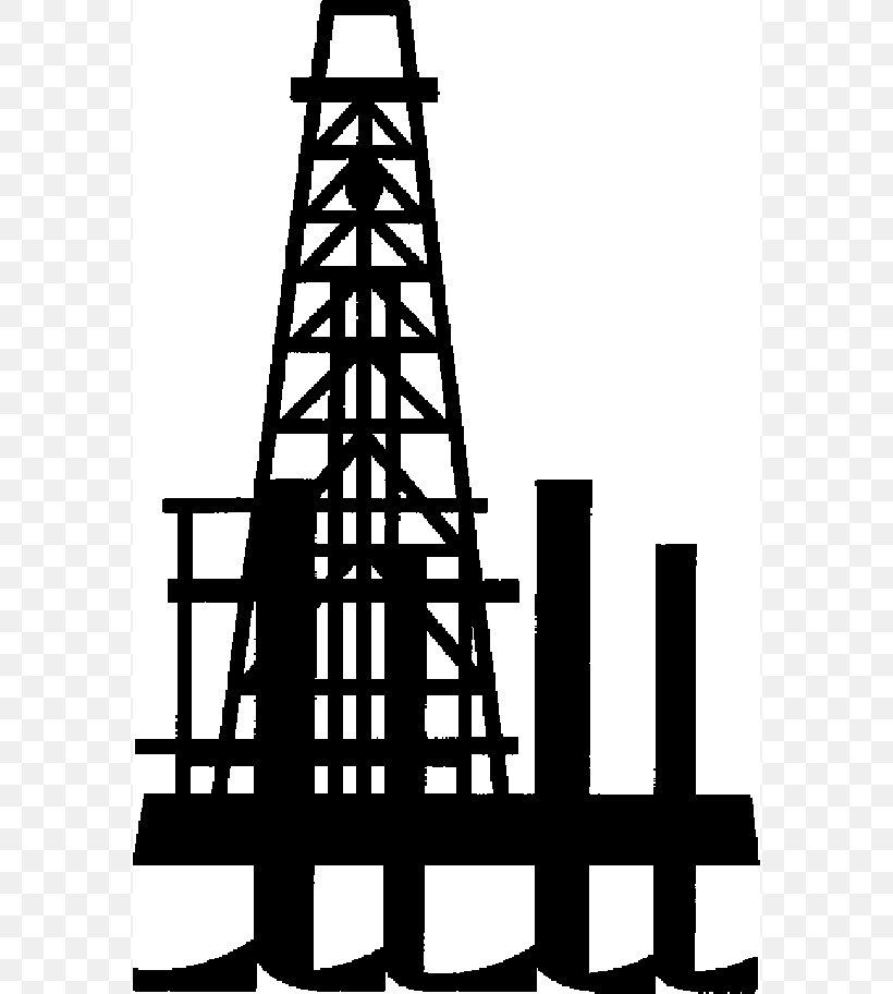 Oil Platform Oil Well Derrick Clip Art, PNG, 576x912px, Oil.