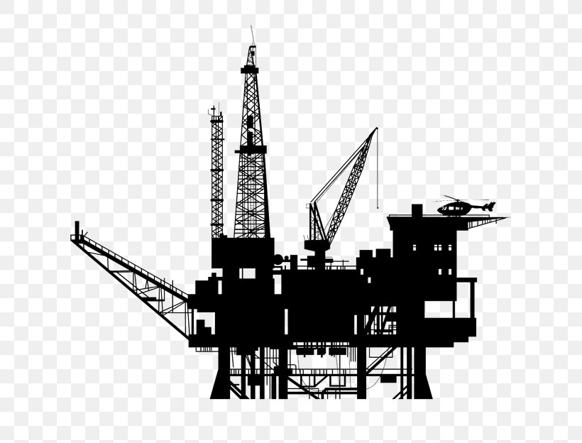 Oil Platform Drilling Rig Petroleum Oil Well, PNG, 624x624px.