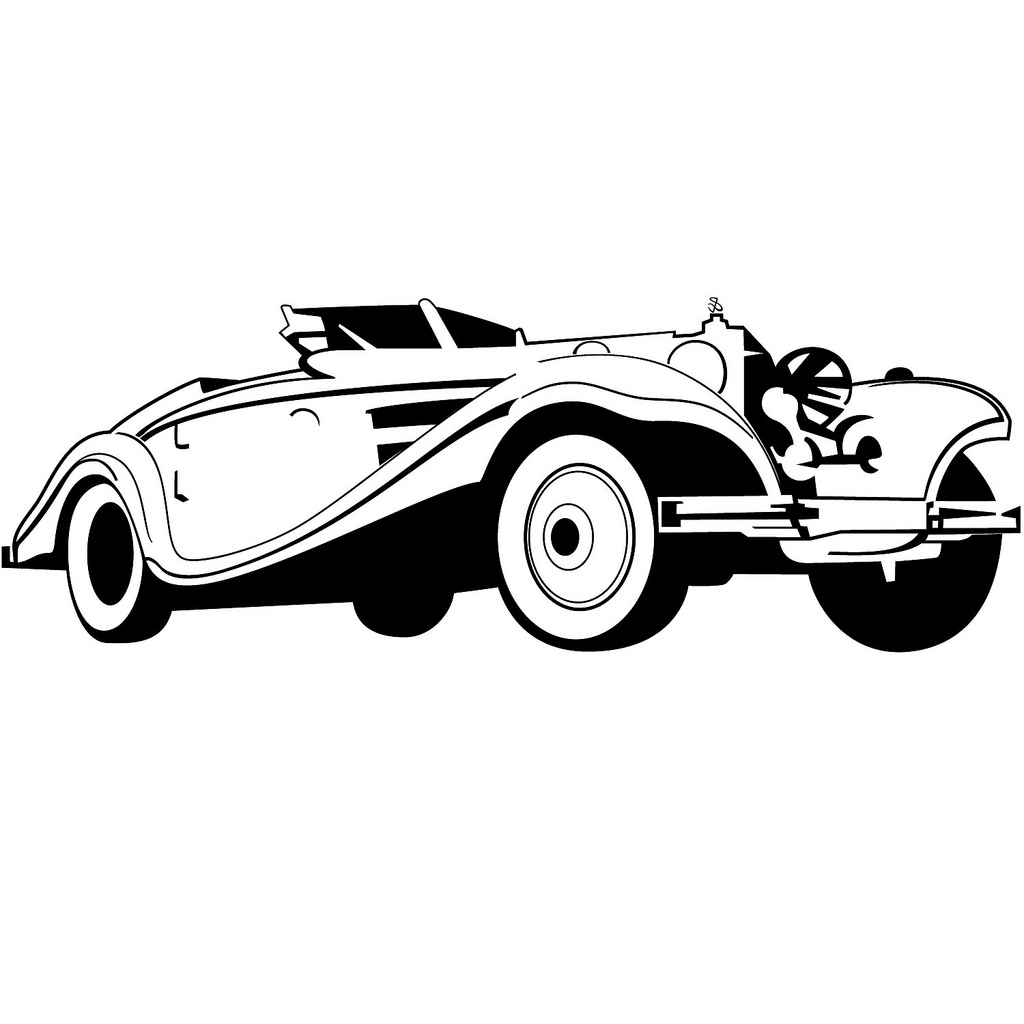 Old Timer Clipart.