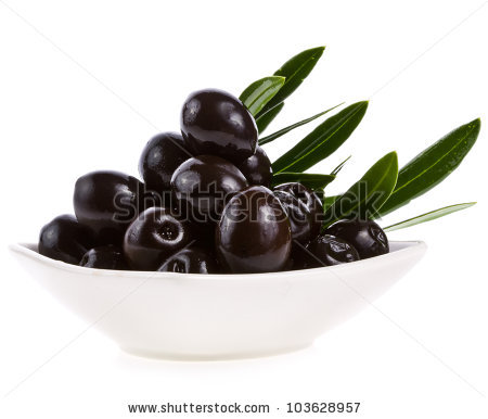 Black Olives Stock Photos, Royalty.