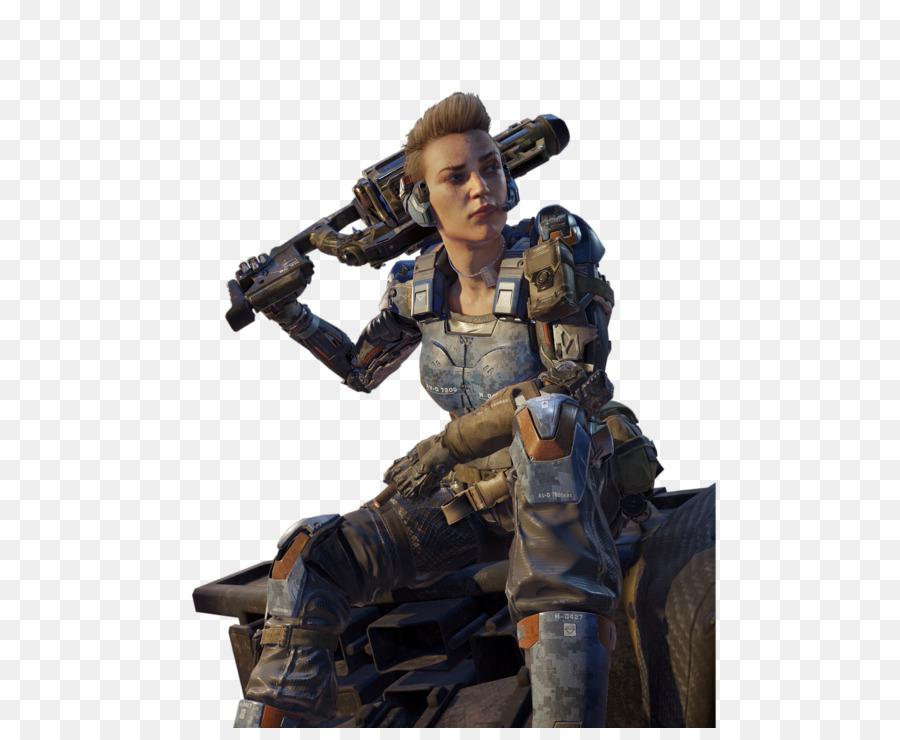 Call Of Duty Black Ops Iii Figurine png download.