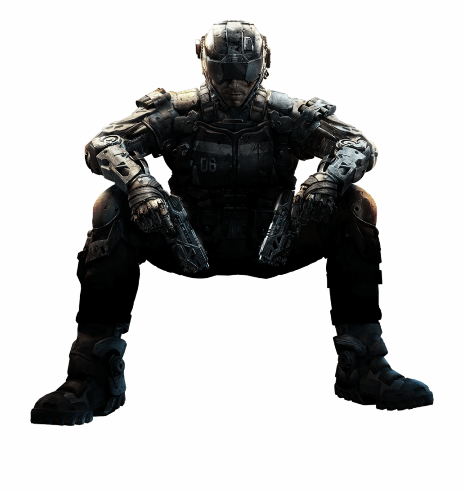 Black Ops 3 Character.