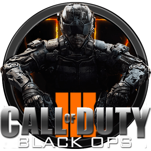 Call Of Duty Black Ops 3 transparent PNG.