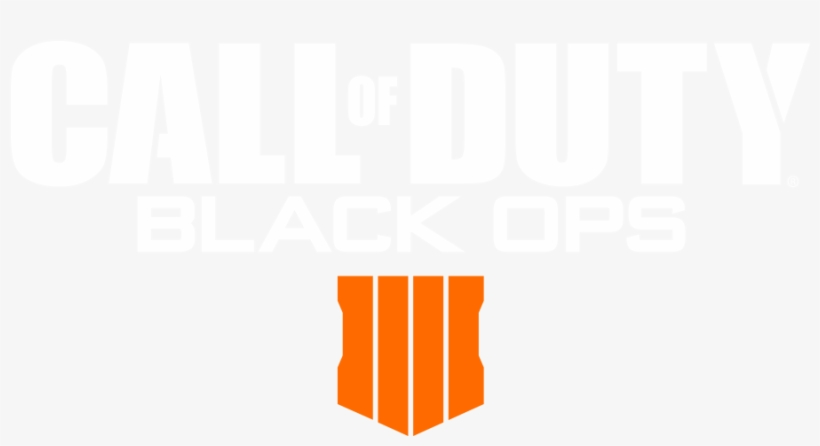 Call Of Duty Black Ops 4 Logo Png Image.