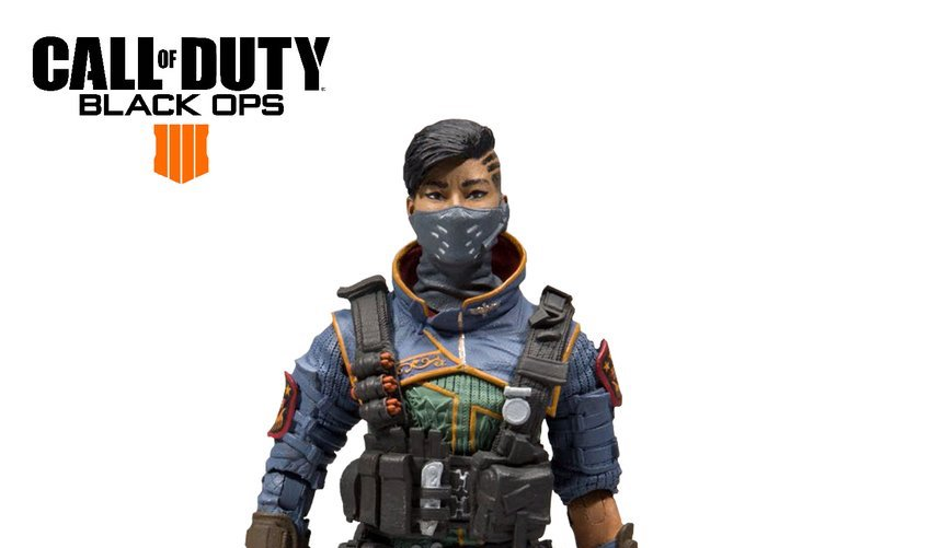 New Black Ops 4 and Modern Warfare figures coming later this year.