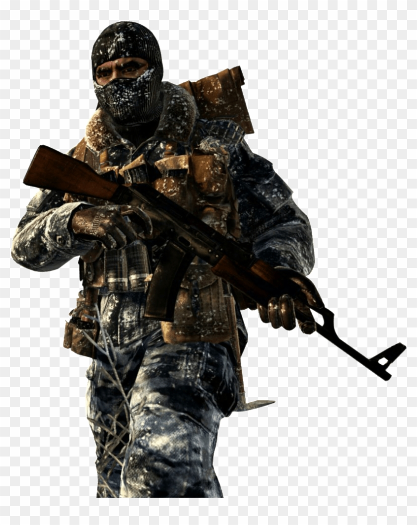 Call Of Duty Black Ops 4 Characters Png, Transparent Png.