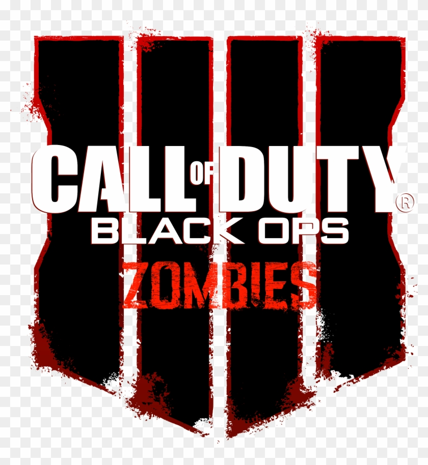 Call Of Duty Black Ops 4 Zombies Logo.